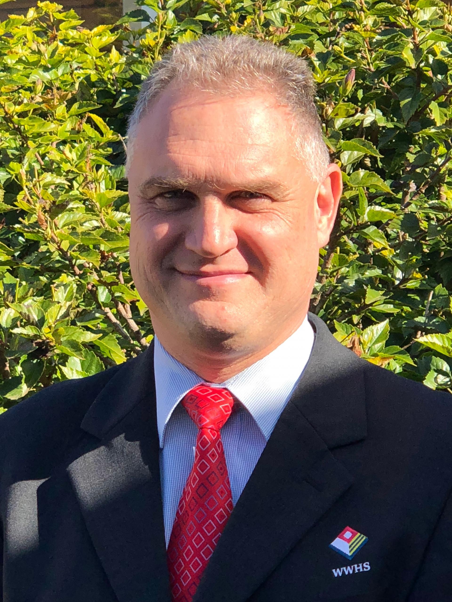Darren Welsh